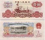Uang Yuan tahun 1960