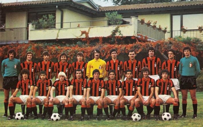 Milan e Adidas, le divise del 1979 | Numerosette Magazine