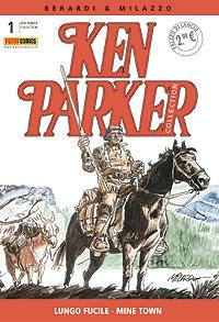 Copertina del n. 1 della ristampa Panini Comics.Disegni di Ivo Milazzo