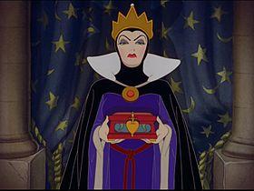 La regina Grimilde