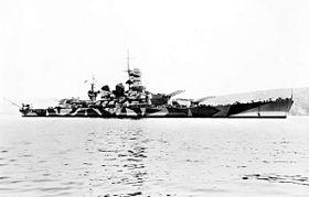 La Corazzata Roma, nave da battaglia lunga 240 metri per 44.000 tonnellate di dislocamento