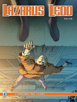 Lazarus Led - fumetto italiano della Star Comics