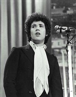 Lucio Battisti al Festival di Sanremo 1969