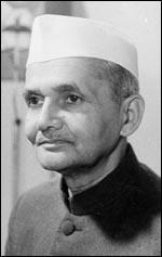 ಲಾಲ್ ಬಹಾದುರ್ ಶಾಸ್ತ್ರಿ