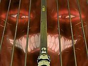 Musang Berekor Sembilan di dalam badan Naruto.