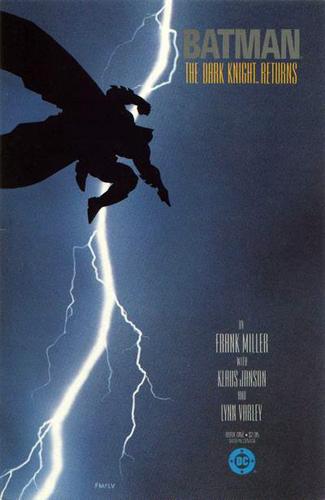Batman: O Cavaleiro das Trevas (1986)