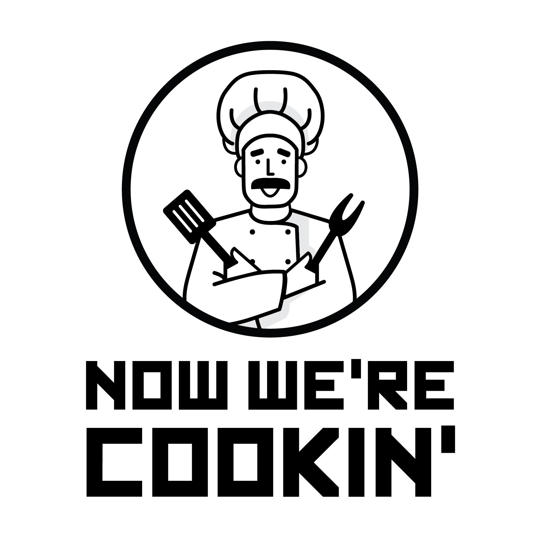 Now we're cookin'