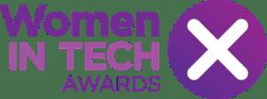 women in tech awards logo