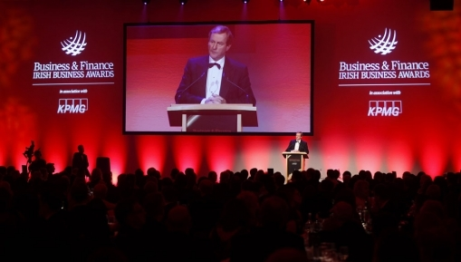 b&f awards 2018 business and finance