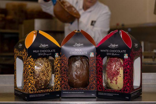 Lidl Ireland Photoshoot for Aine Hand Made Chocolate Image 2