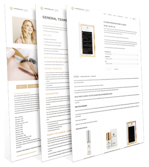 Transformations Beauty Salon and Day Spa Website Redesign by Upload Media Image 2