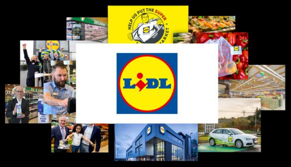 Lidl Ireland Store CSR Photo College