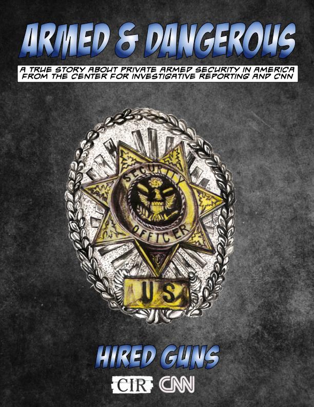 Hired Guns graphic 1