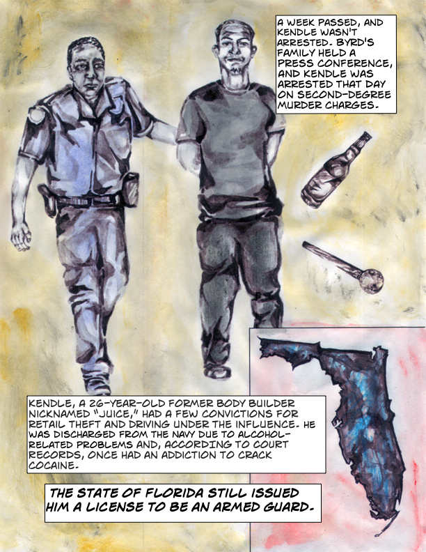 Hired Guns graphic 8