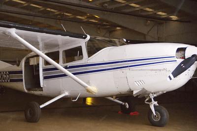 Wide area surveillance plane