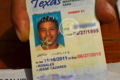 Mendez shooting Jesse Cazares ID