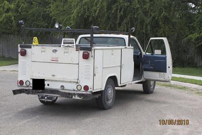 Mendez shooting truck