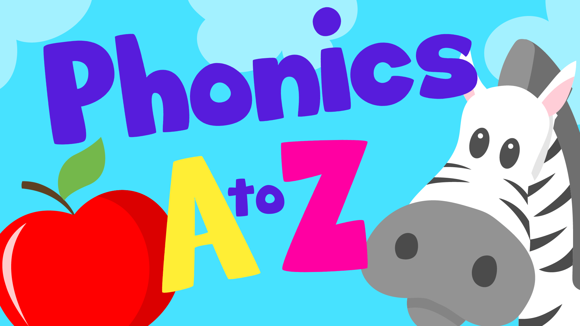 Phonics A To Z For Kids