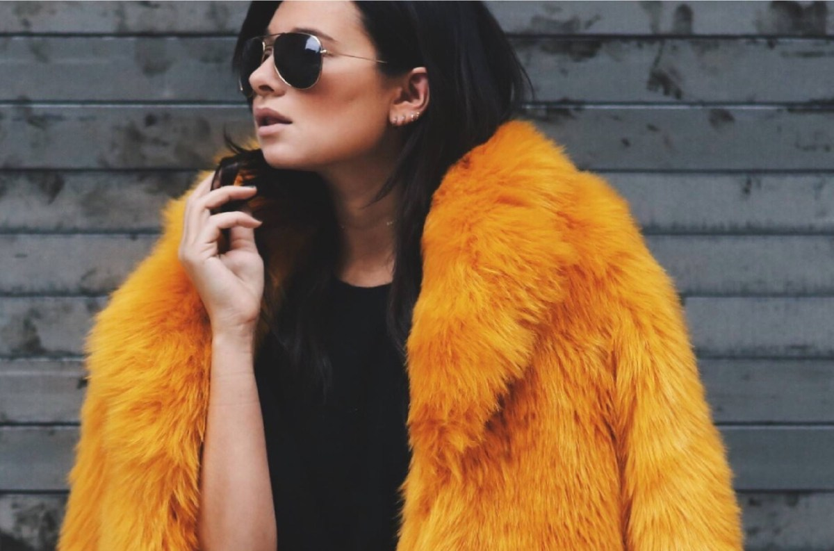 Eco-friendly faux fur from Ecopel