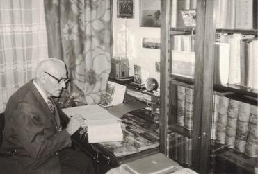 Alois Erlich, Autor publikace Bratrská obec