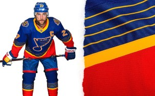 Image result for st.louis 90's heritage jersey