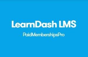 LearnDash LMS PaidMembershipsPro Integration Addon