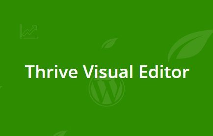 Thrive Visual Editor / Architect