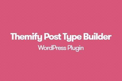 Themify Post Type Builder WordPress Plugin