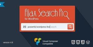 Ajax Search Pro For WordPress – Live Search Plugin