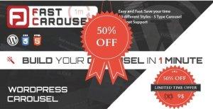 Fast Carousel Wordpress Premium Plugin