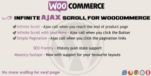 Infinite Ajax Scroll Woocommerce