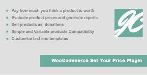 JC WooCommerce Set Your Price