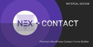 NEX-Forms Lite – Ultimate WordPress Contact Form Builder