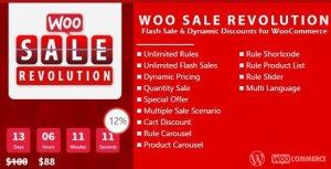 Woo Sale Revolution – Flash Sale Dynamic Discounts
