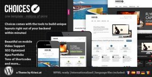 Chroma – A Responsive Photography Theme