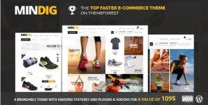Mindig - a Flat & Multipurpose Ecommerce Theme