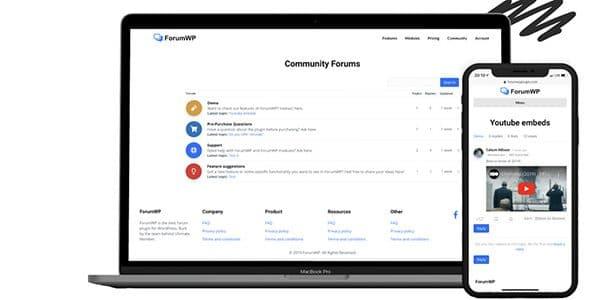 ForumWP – Plus Modules