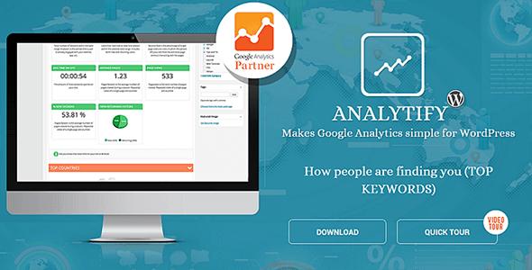 Analytify Pro WordPress Plugin