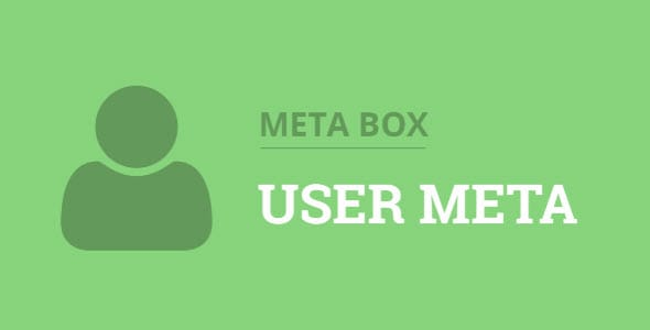 Meta Box User Meta