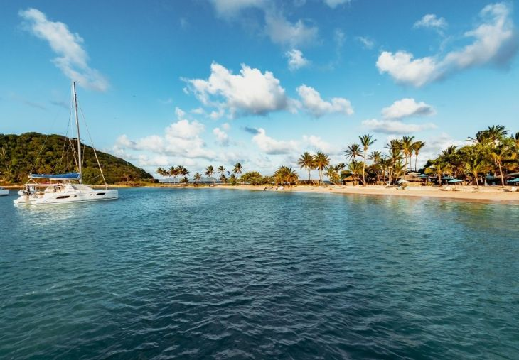 The Grenadines and Saint Vincent
