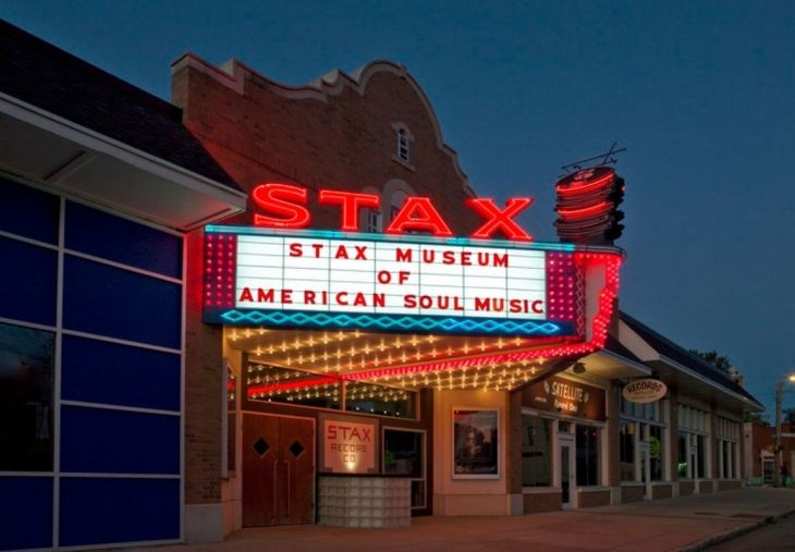 Stax Museum of America Soul Music, Memphis, Tennessee