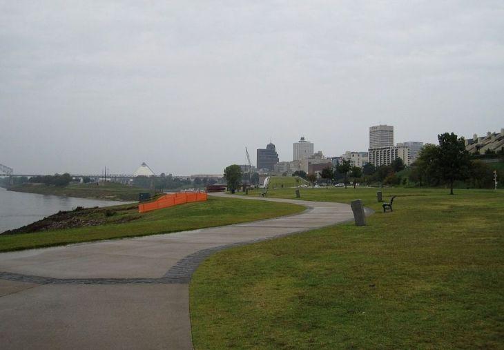 Tom Lee Park Memphis TN