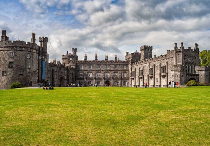 Kilkenny Castle, Ireland
