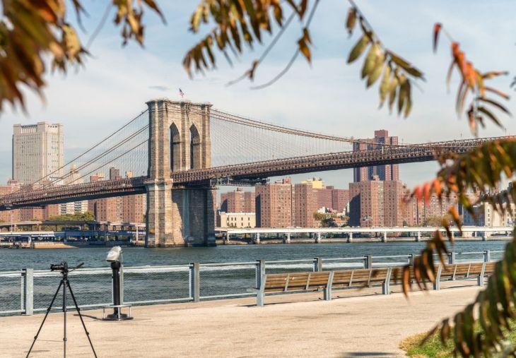 The Brooklyn Bridge Park