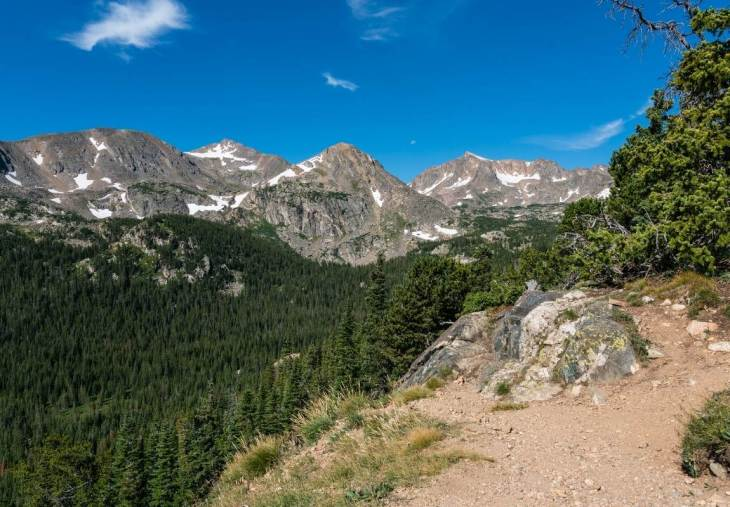 3. Enjoy Everything Rugged at the Indian Peaks Wilderness Area