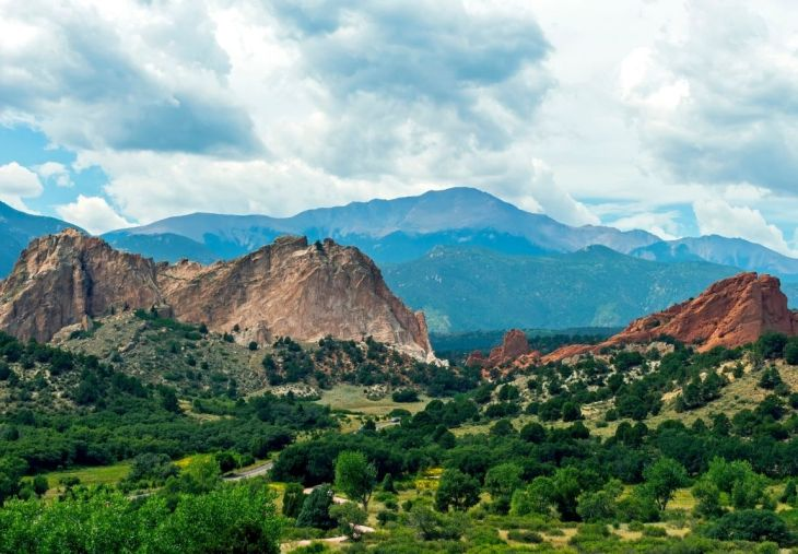 13. See the Splendor of God at the Garden of the Gods