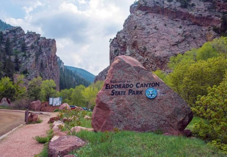 24. Test Your Rock Climbing Skills at Eldorado Canyon State Park