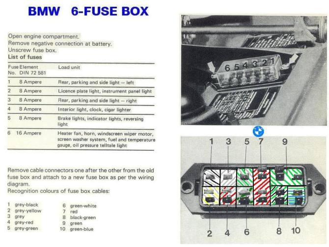1602 wiring diagram  bmw 2002 and other '02  bmw 2002 faq