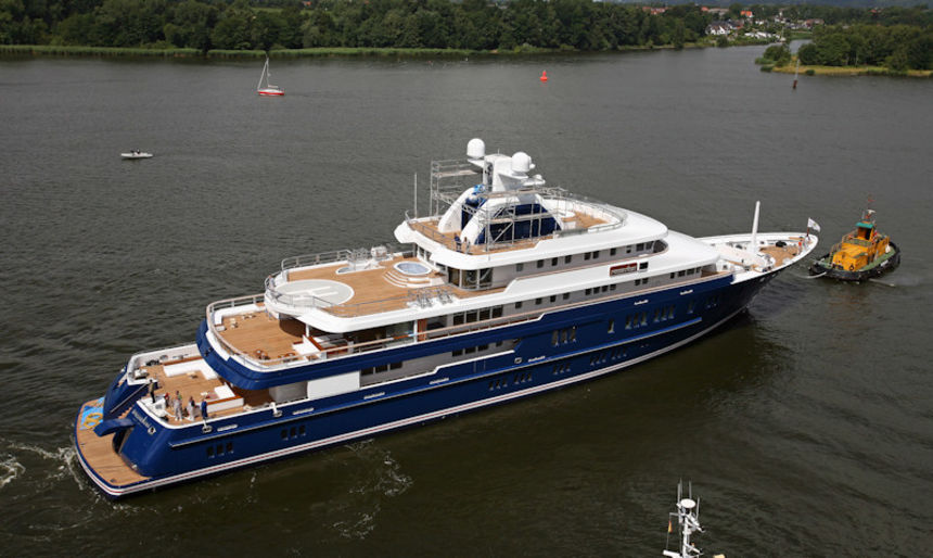 These Are The Top 10 Most Luxurious And Expensive Charter Yachts Marine News