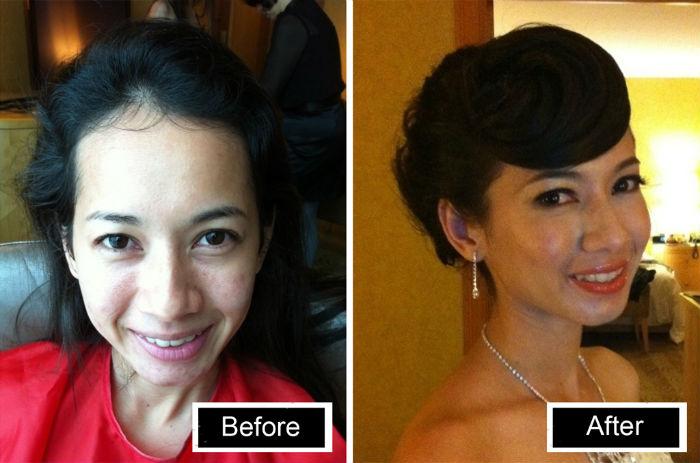 Bridal Makeup Artist Sg Face